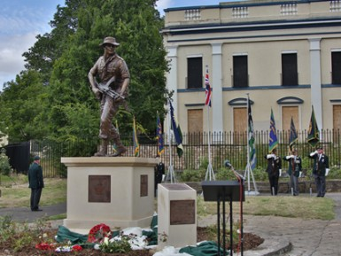K.O.Y.L.I Memorial Unveiled